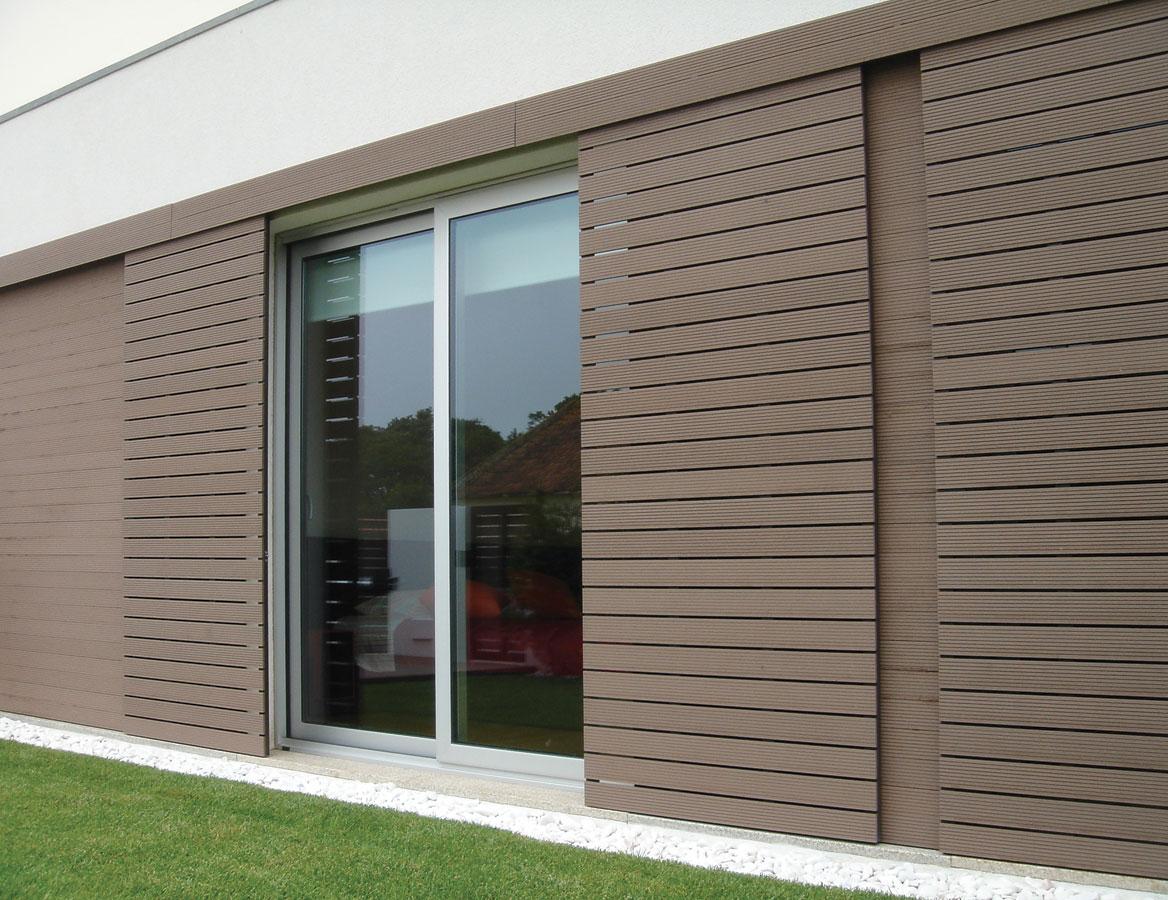Pavimenti in legno per esterni villa del conte padova for Pavimenti per esterni